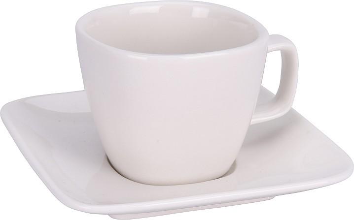 Hrnek na espresso s podšálkem porcelán 60 ml EXCELLENT KO-Q81000020