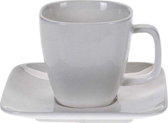Hrnek na espresso s podšálkem porcelán 150ml EXCELLENT KO-Q81000030