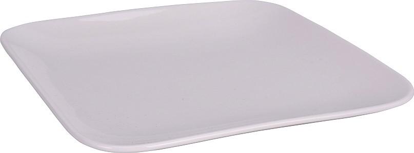 Talíř hranatý porcelán 18x18 cm EXCELLENT KO-Q81000050