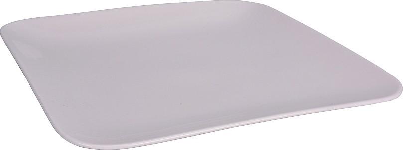 Talíř hranatý porcelán 26,5x26,5cm EXCELLENT KO-Q81000070