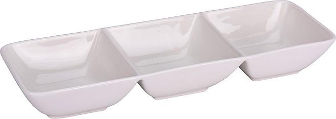 Miska servírovací porcelán 3v1