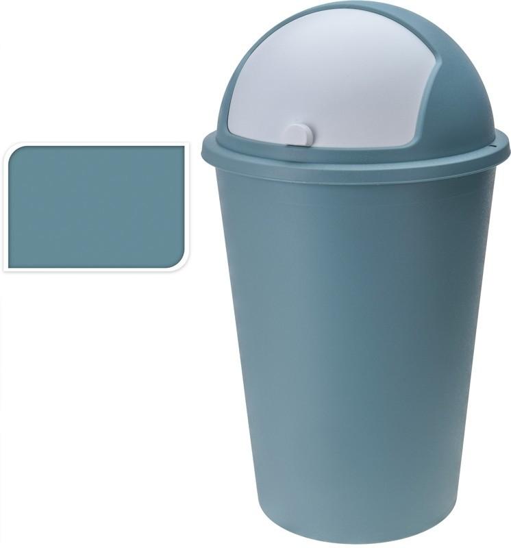 Koš odpadkový plast 50 l zelený EXCELLENT KO-Y54230250ze