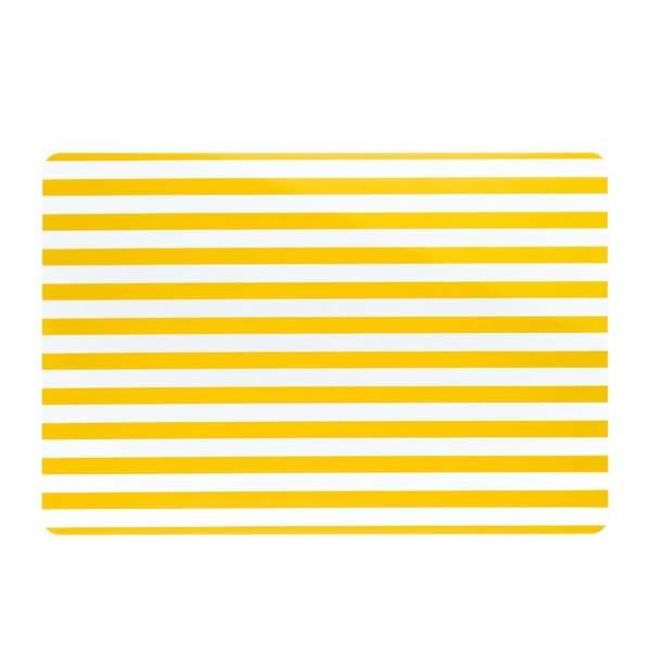 Prostírání CADO žlutý pruh KELA KL-10888