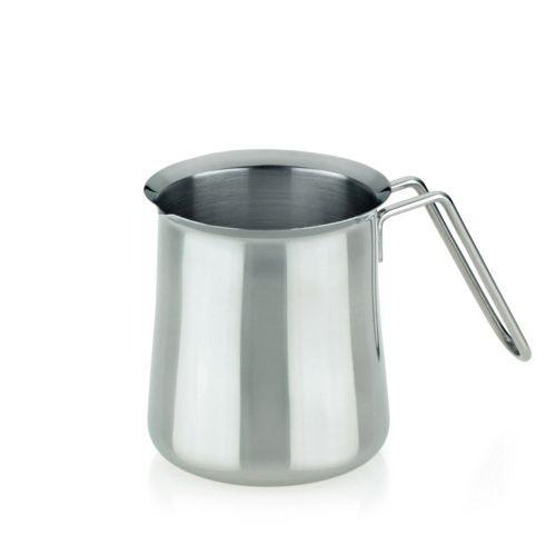Džbánek na mléko HERTA 0,7L, nerez 18/10 KELA KL-10901