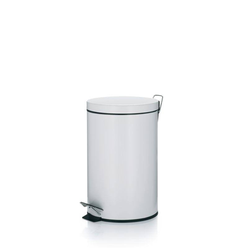 Koš odpadkový 12 l CORNELL, bílá