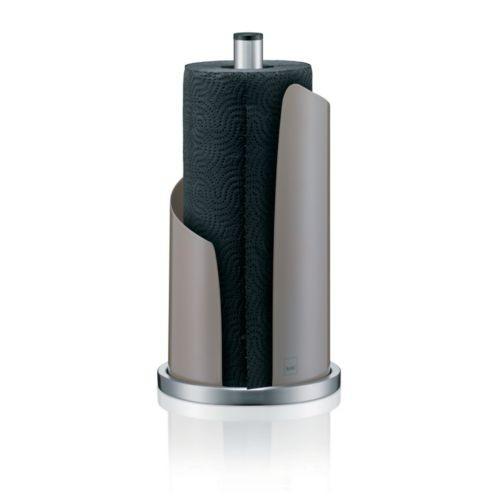 Držák na papírové utěrky STELLA kovový, šedohnědý KELA KL-11202