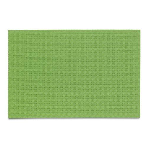 Prostírání PLATO, polyvinyl, zelené 45x30cm KELA KL-11368