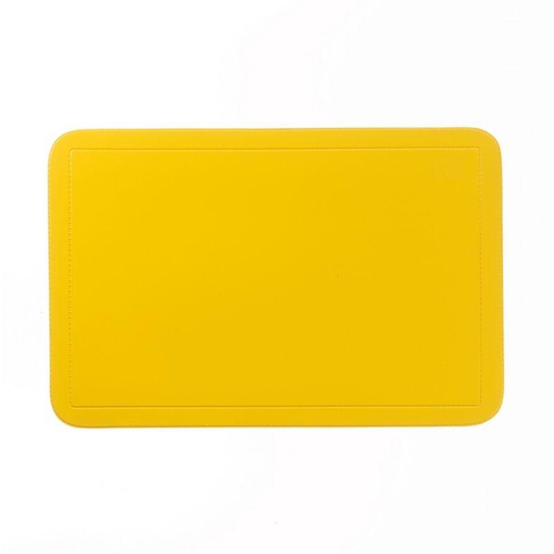Prostírání UNI žluté, PVC 43,5x28,5 cm KELA KL-15002