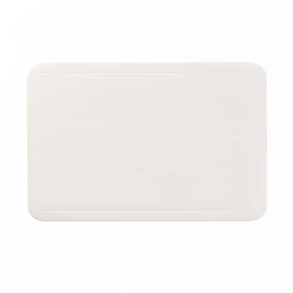Prostírání UNI bílé, PVC 43,5x28,5 cm KELA KL-15006
