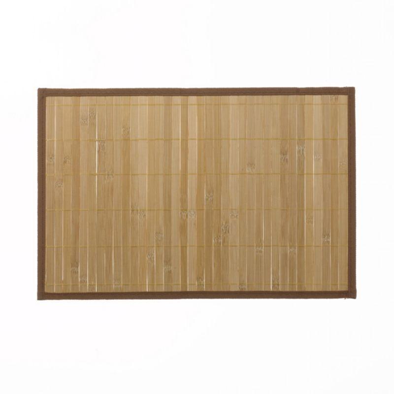 Prostírání bambus 45 x 30 cm CASA přírodní