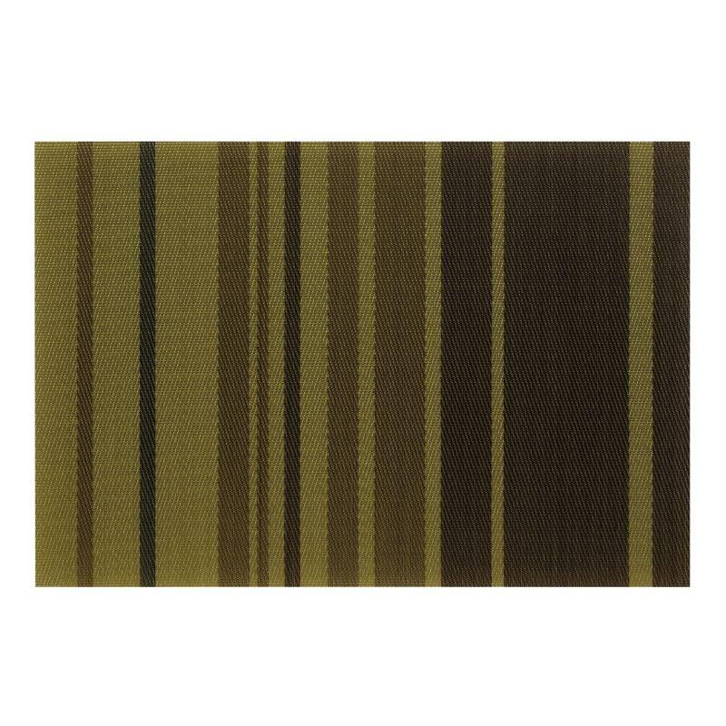 Prostírání NETA, PVC, zelené proužky 45x30cm KELA KL-15630