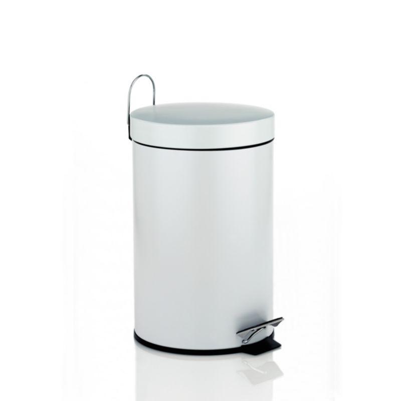 Koš kosmetický LINDA 3 l, bílý KELA KL-18160