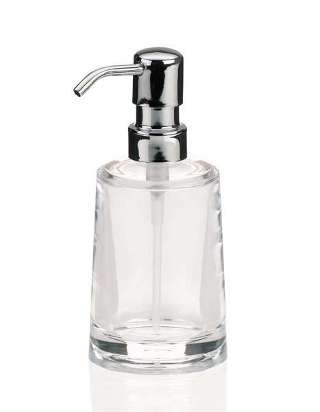 Dávkovač mýdla SINFONIE akrylové sklo KELA KL-18494