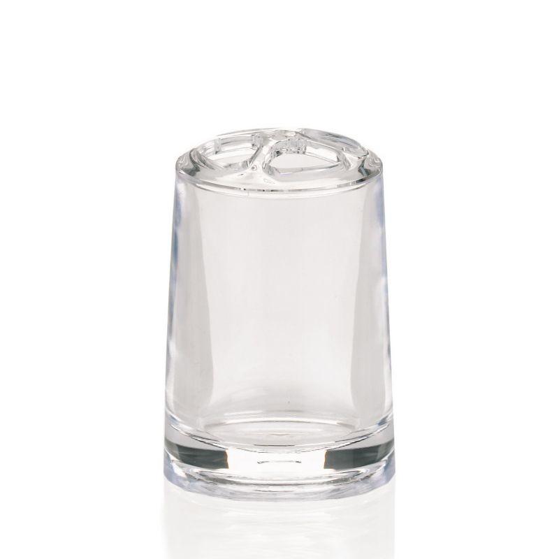 Držák na zubní kartáček SINFONIE akrylové sklo KELA KL-18496