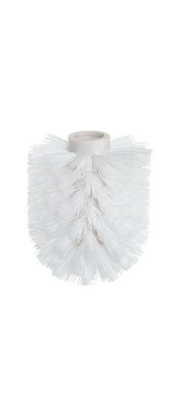 WC kartáč LOVI, náhradní bílý KELA KL-18905