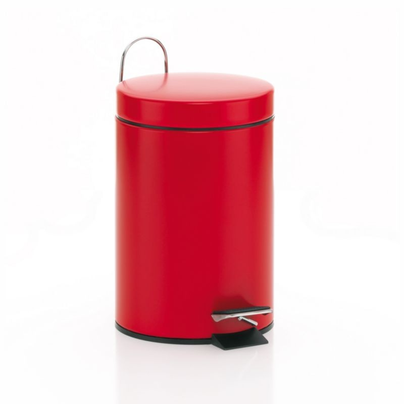Koš kosmetický VINO 3 l, červený KELA KL-20902