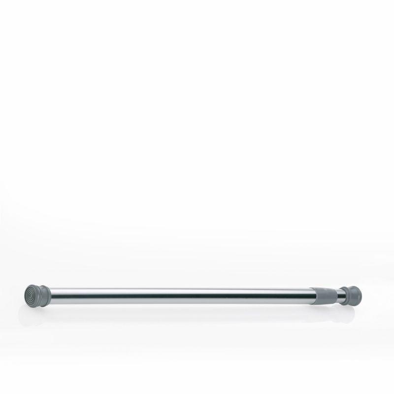 Teleskopická tyč na sprchový závěs EVEN, chromová KELA KL-20991