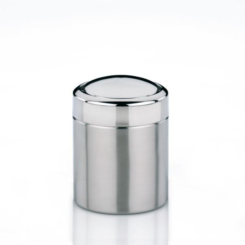 Kosmetický koš ANO 1,5L nerez stříbrný KELA KL-21381