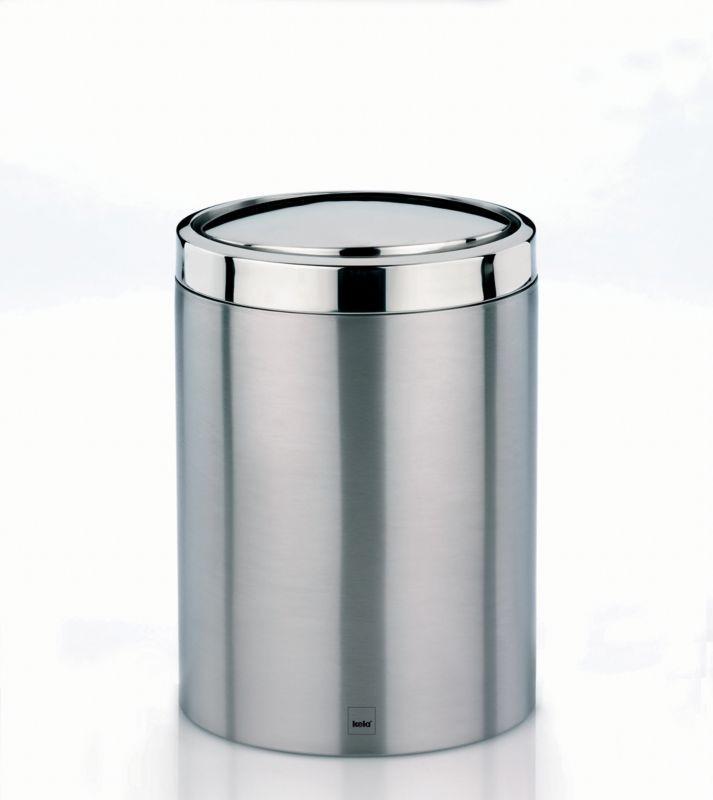 Odpadkový koš ARI 7L, nerez stříbrný KELA KL-21382