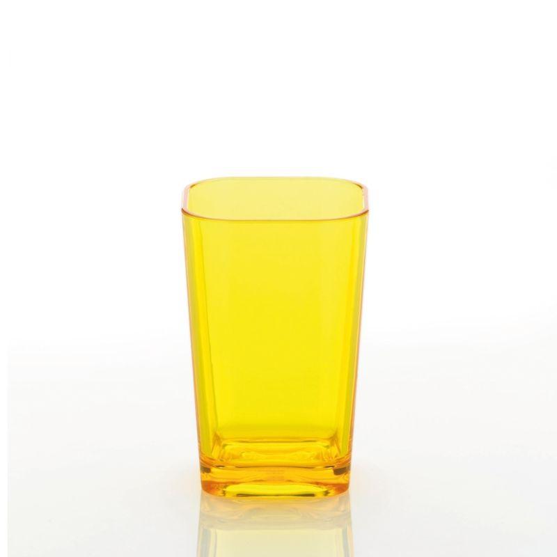 Pohár KRISTALL žlutá KELA KL-21856