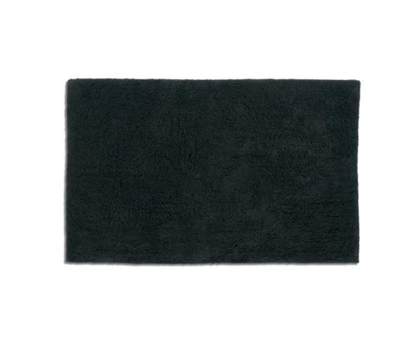 Koupelnová předložka LADESSA UNI 80x50 cm černá KELA KL-22110