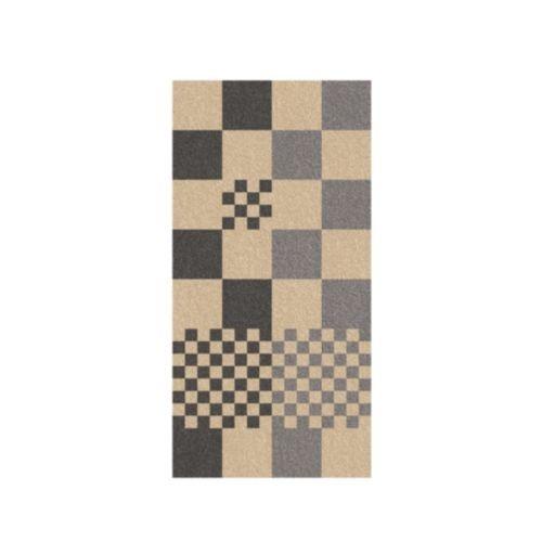 Osuška LADESSA, 100% bavlna, béžová kostka 70x140cm
