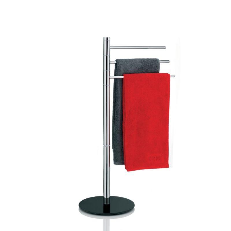 Držák na ručníky LEVI chrom 85 cm KELA KL-22226