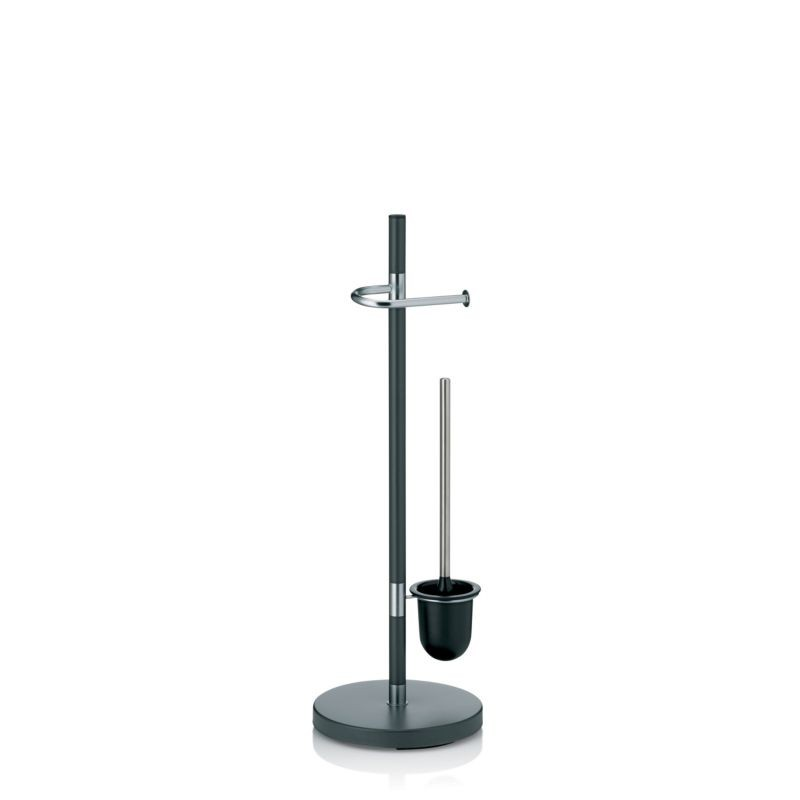 WC set SINERIO kov antracit pr. 25cm x v. 76,5cm KELA KL-22231