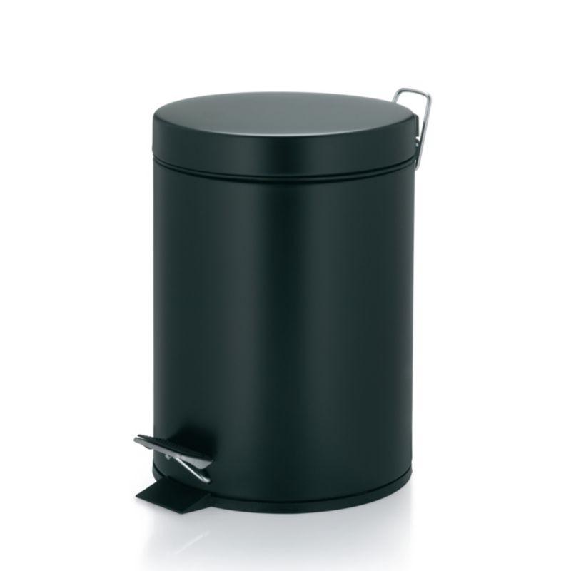 Kosmetický koš AARON 5 l, černý KELA KL-22352
