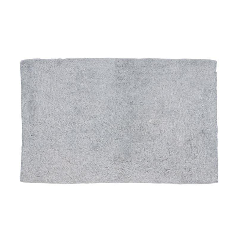 Koupelnová předložka LADESSA UNI 80x50 cm světle šedá