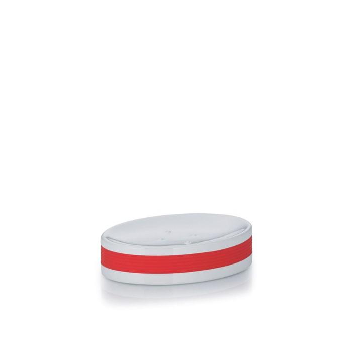 Miska na mýdlo LALETTA keramika korálová KELA KL-22555