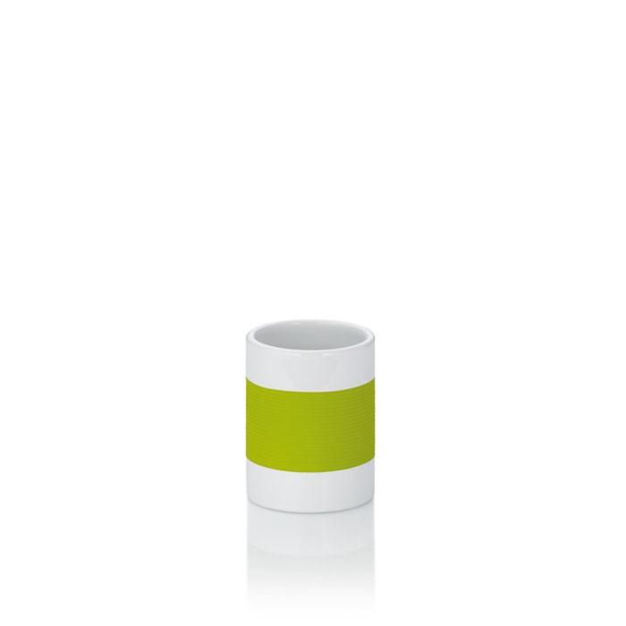 Pohár keramika guma LALETTA zelená KELA KL-22561
