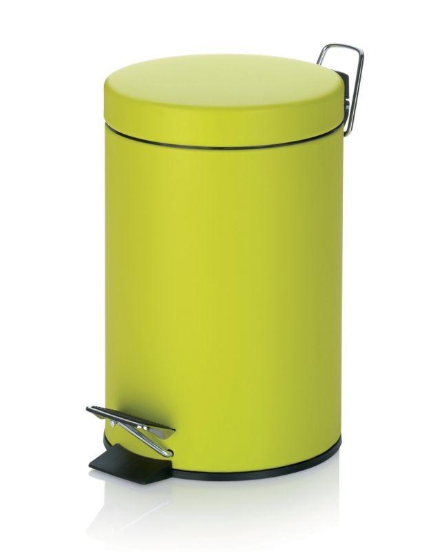 Koš kosmetický WILLOW 3 l, zelený KELA KL-22726
