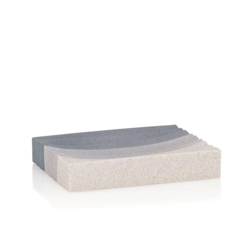 Miska na mýdlo VALURA poly KELA KL-22805