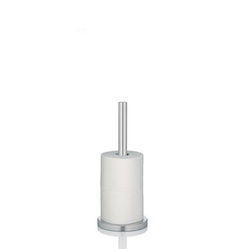 Držák WC papíru CARTA nerez   pr. 15cm x v. 37cm KELA KL-22827
