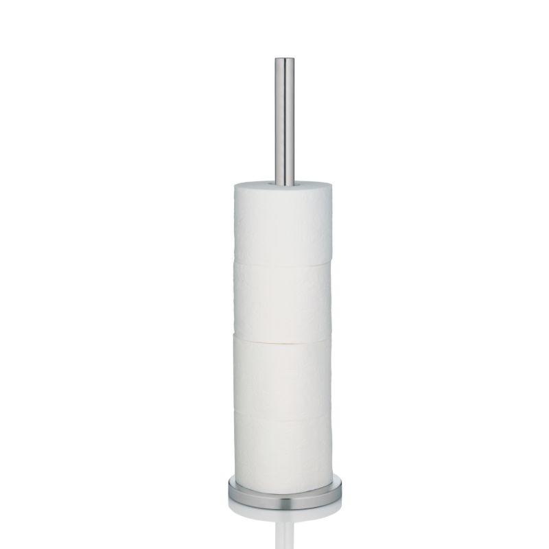 Držák WC papíru CARTA nerez   pr. 15cm x v. 57cm KELA KL-22828