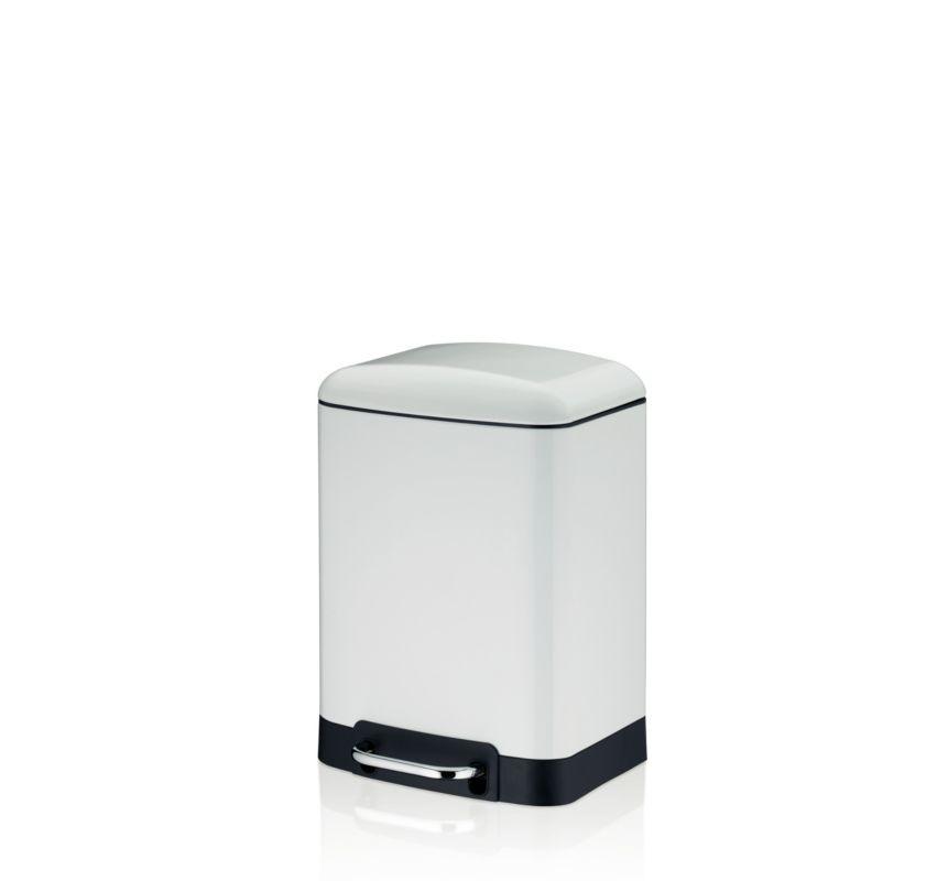 Koš kosmetický DAVINO 6 l bílý KELA KL-22996