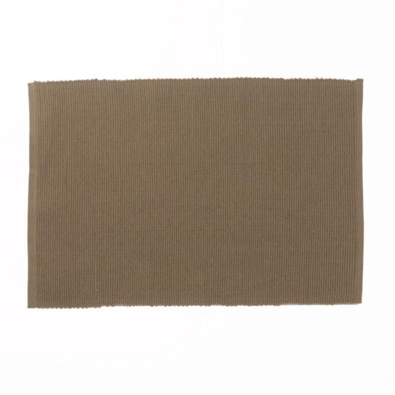 Prostírání 48 x 33 cm PUR, hnědá KELA KL-77789