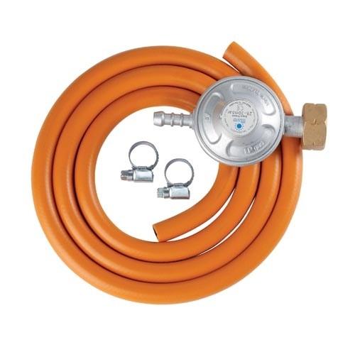 Sada pro připojení nízkotlakých spotřebičů k 5, 10 a 33 kg LPG lahví