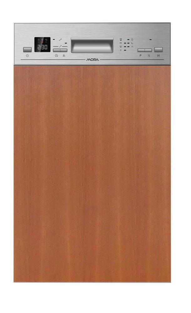 VM 540 X vestavná myčka s panelem MORA_