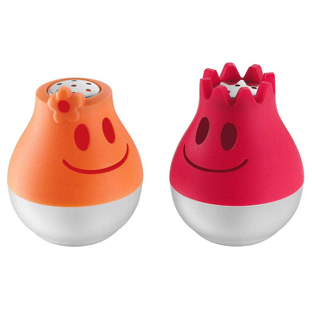 Solnička a pepřenka mini červená / oranžová WMF WMF-6044416040ceor