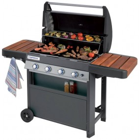 Plynový gril 4 Series Classic WLD BBQ