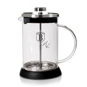 Konvička na čaj a kávu french press 800 ml nerez