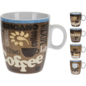 Hrnek porcelán 220 ml coffee